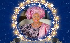 HAPPY NEW YEAR FROM MRS. FOLORUNSO ALAKIJA