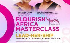 FLOURISH AFRICA MASTERCLASS