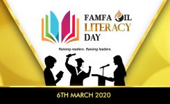 FAMFA OIL LITERACY DAY 2020
