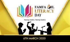 FAMFA OIL LITERACY DAY 2020